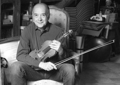 Francis Duroy - violon