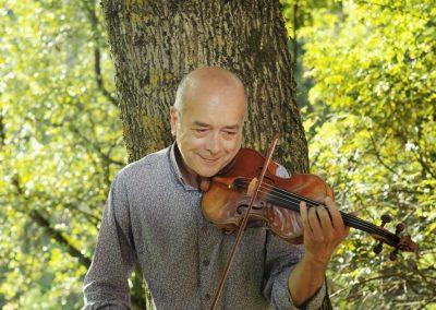 francis duroy - violon - nature
